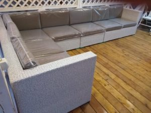 Фото - Плетеная мебель Louisiana диван