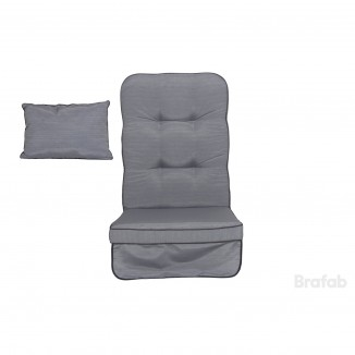 "Фото - ""подушки на качели Kornhult и Sofia цвет серый"""