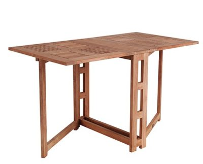 Стол садовый из тика Arosa