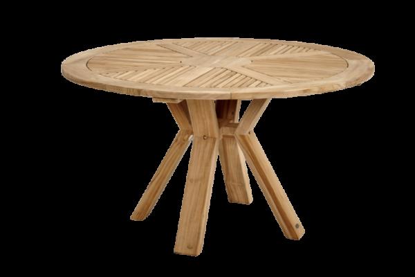фото-Circus стол из тика круглый 130 см