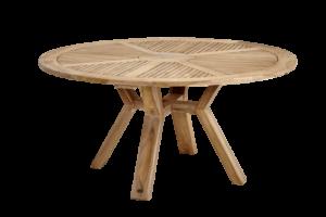 фото-Circus стол из тика круглый 150 см