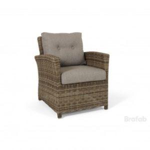 Фото - Кресло плетеное Soho rustic