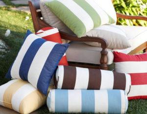 Чехлы и подушки