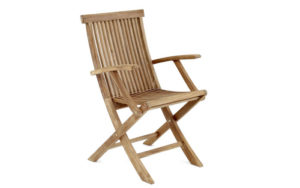 "Фото - Кресло садовое из тика ""Turin"" Brafab"