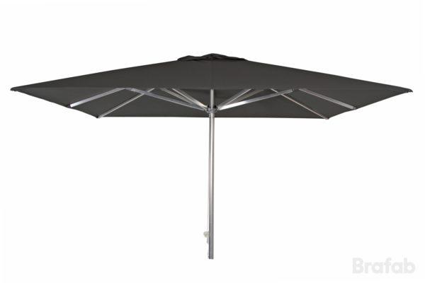 """""""Фото - Уличный зонт Arezzo черный цвет."""""""
