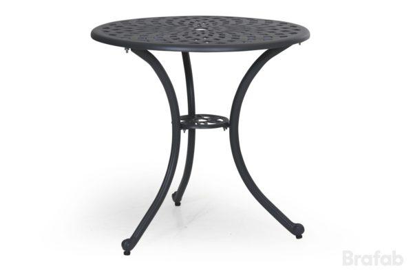 """Стол садовый """"ARRAS"""" D70 black /brafab"""