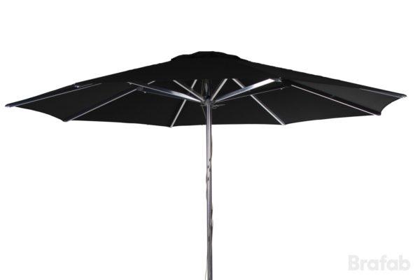 """""""Фото - empoli зонт садовый черный"""""""