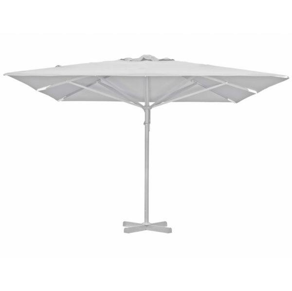 """Зонт уличный для кафе """"Paris"""" белый Brafab"""
