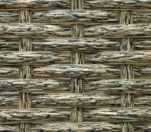 Ротанг искусственный для мебели текстура кора, цвет бамбук