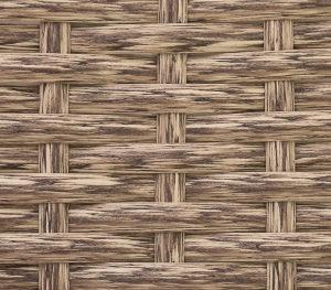 Ротанг искусственный бежевый натуральный текстура под кору