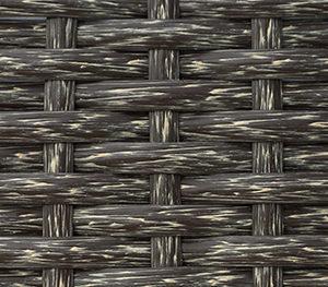 Ротанг искусственный для мебели цвет коричневый