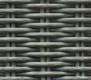 Фото - Искусственный ротанг полукруглый Mokko