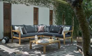 фото-BRIGHTON садовая мебель из акации