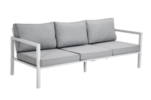 фото-Belfort white диван трехместный