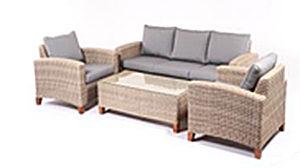 """Купить Плетеная мебель """"Minerva"""" Lounge - лаунж мебель патио фото"""
