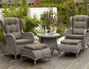 Плетеная мебель Azzura