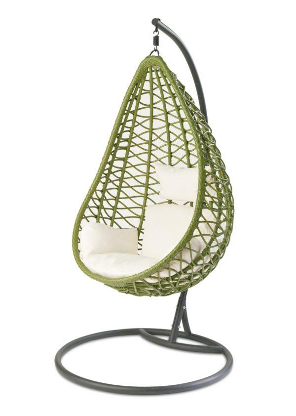 """""""Подвесное кресло """"AURA"""" green фото"""""""