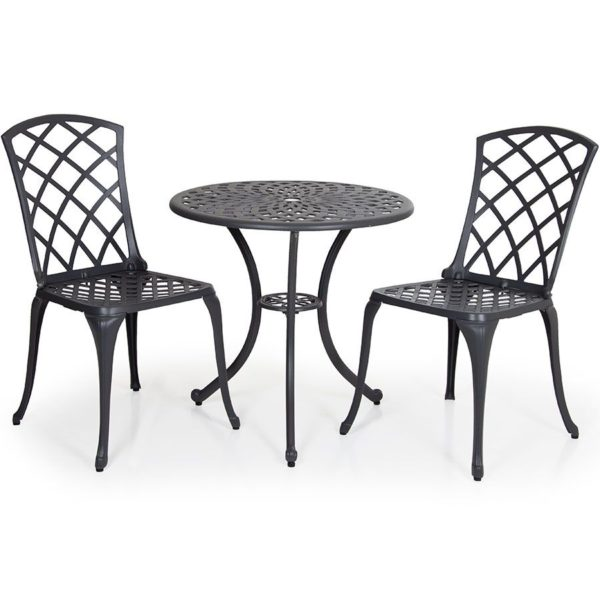 Arras садовый комплект мебели черный