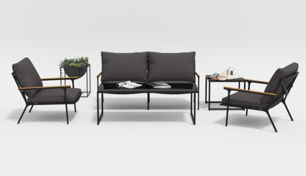 Outdoor мебель Calma anthracite