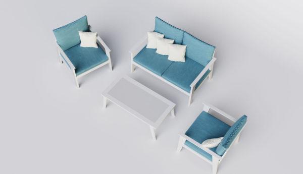 RIPOSO Outdoor мебель террасы
