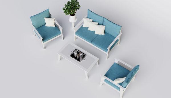 Фабрика Gardenini садовая мебель патио