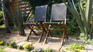 Фото -Ever- ton brown стулья плетеные из акации