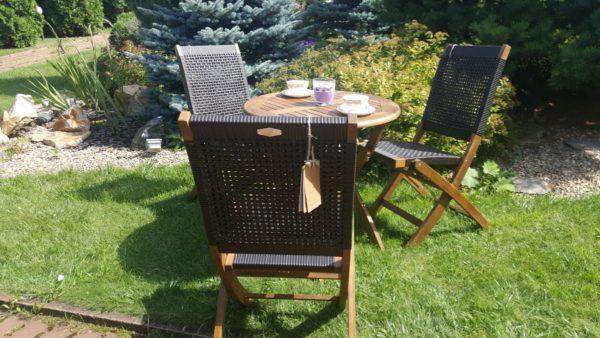 Фото -Комплект садовой мебели из ротанга Ever-ton brown 3 персоны Brafabrika Brafab