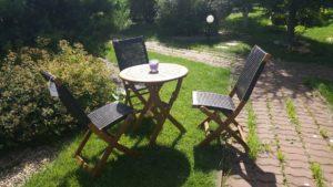Фото - Плетеная мебель Ever ton brown 3 персоны столовая группа / Brafabrika