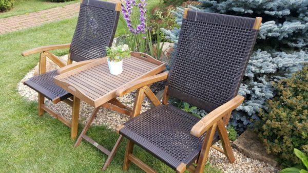 Фото -Комплект мебели ротанг Ever-ton brown Tea Set