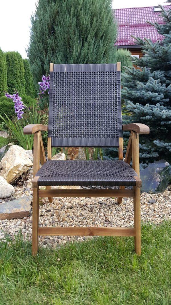 Фото -Кресло плетеное Ever-ton brown