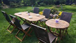 Фото -Плетеная мебель Ever ton brown 2 Set / Brafab Brafabrika