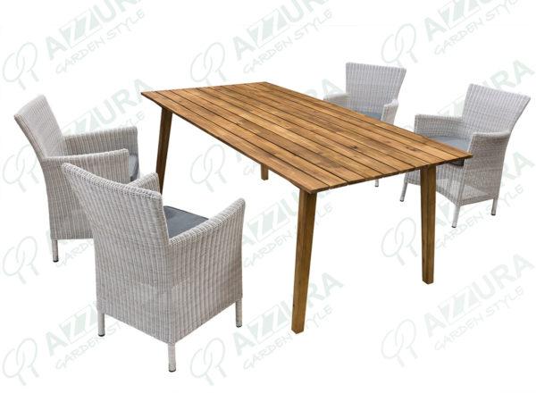 Фото -Плетеная мебель Toscana & Andorra Azzura Голландия