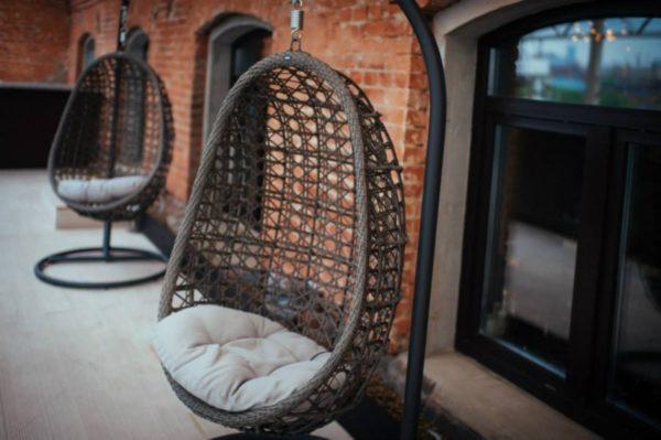 Фото -Подвесное кресло Florenciya
