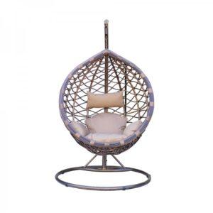 Фото -Подвесное кресло SkyLine 1034 большая корзина