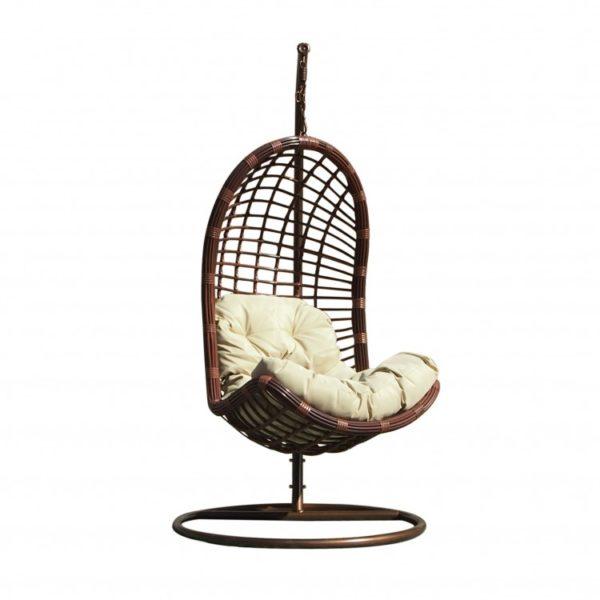 Фото -Подвесное садовое кресло Bilbao KM 1012