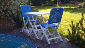 Фото -Плетеная мебель Arizona Dream - кофейный комплект мебели из ротанга