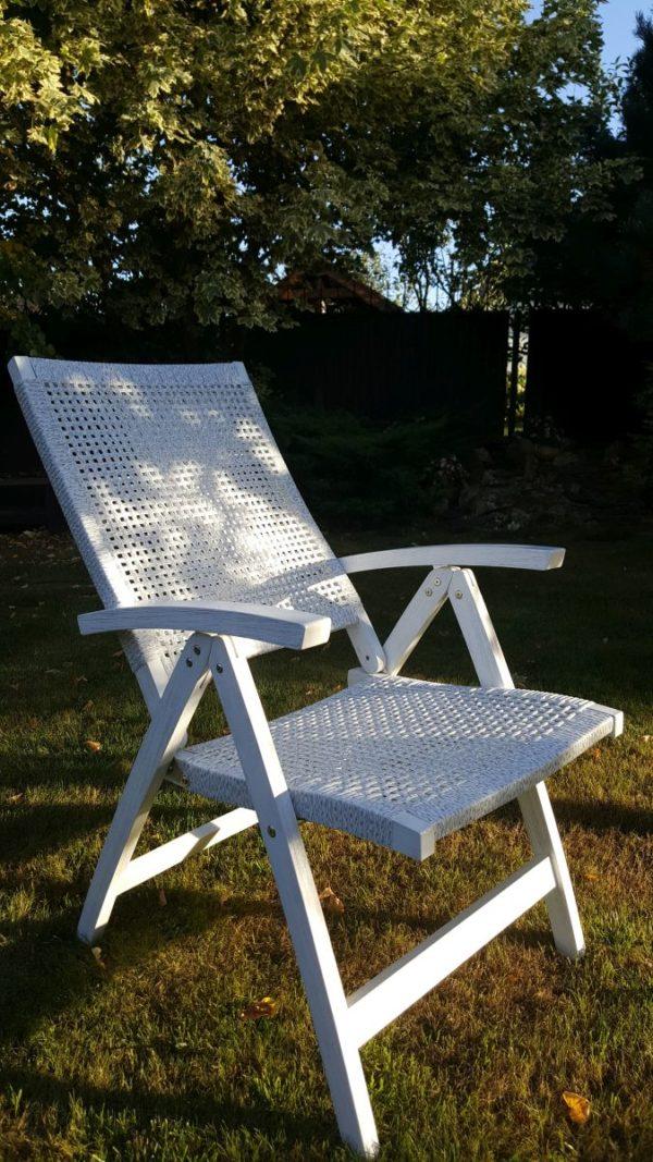 Фото -Кресло плетеное Dream White