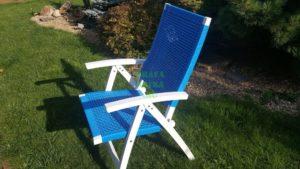 Фото - Кресло из искусственного ротанга Dream blue Brafabrika