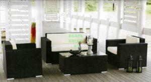 Фото - Плетеная мебель Acoustic