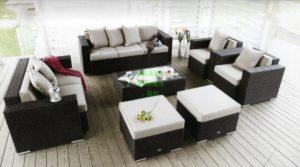 Фото - Плетеная мебель Adagio Lounge Group