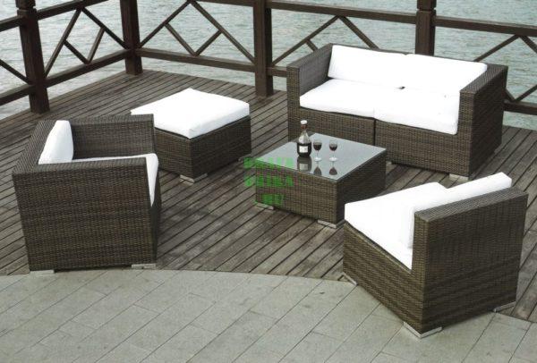 Фото - Плетеная мебель Nina mocco - лаунж