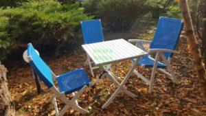 Фото - Плетеная мебель из ротанга Arizona Dream blue