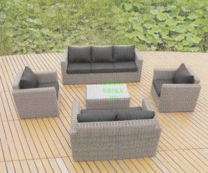 Фото - Мебель из искусственного ротанга Milano