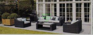 Фото - Плетеная мебель Glendon Lounge Set