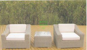 фото - Плетеная мебель Glendon Set