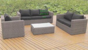 Фото - Плетеная мебель Milano Sofa Set
