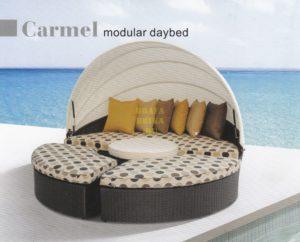 Фото - Плетеная мебель лежак Carmel Brafabrika