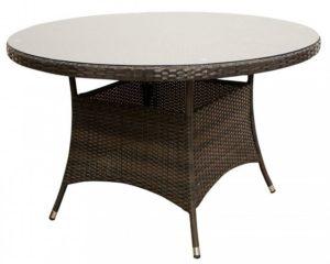 Фото - Стол плетеный круглый Nina 120