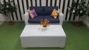 Фото-Плетеная мебель из искусственного ротанга Louisiana hall set