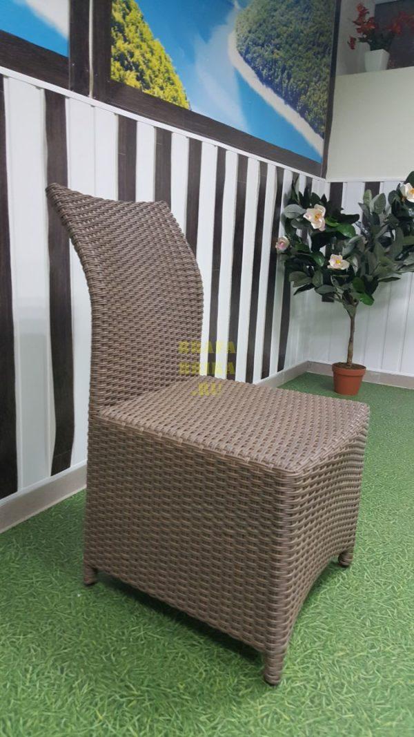 Фото - Плетеная мебель стулья Rose royal beige